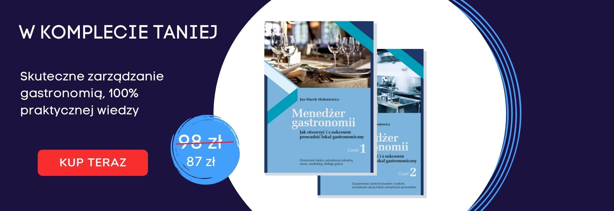 www menedżer gastronomii cz 1 i 2