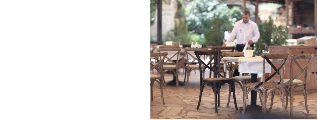 kawiarnia kelner