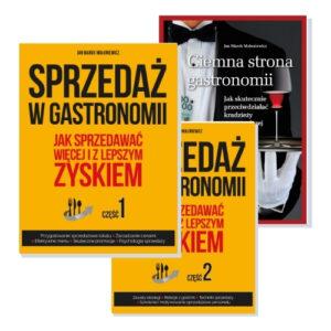 okładki SwG 1 i 2 i ciemna strona gastronomii