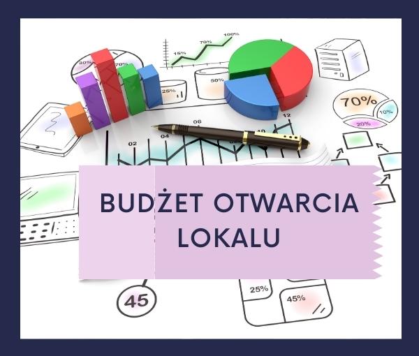 elementy budżetu otwarcia lokalu